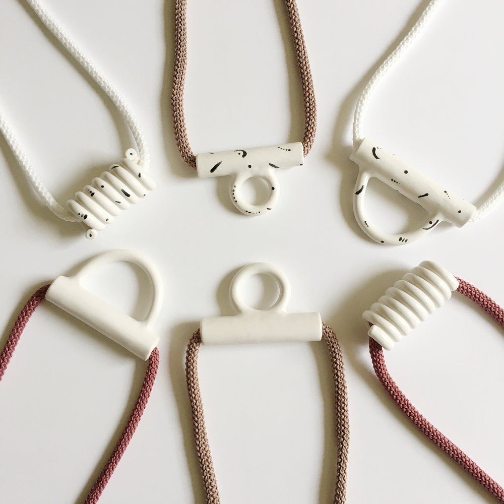 White Necklaces, 2016