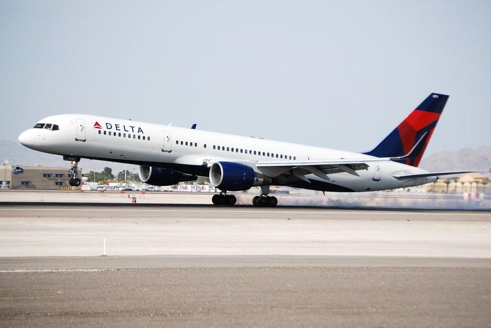 Delta 757-200.