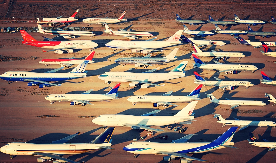 Victorville Airplane Graveyard Tours