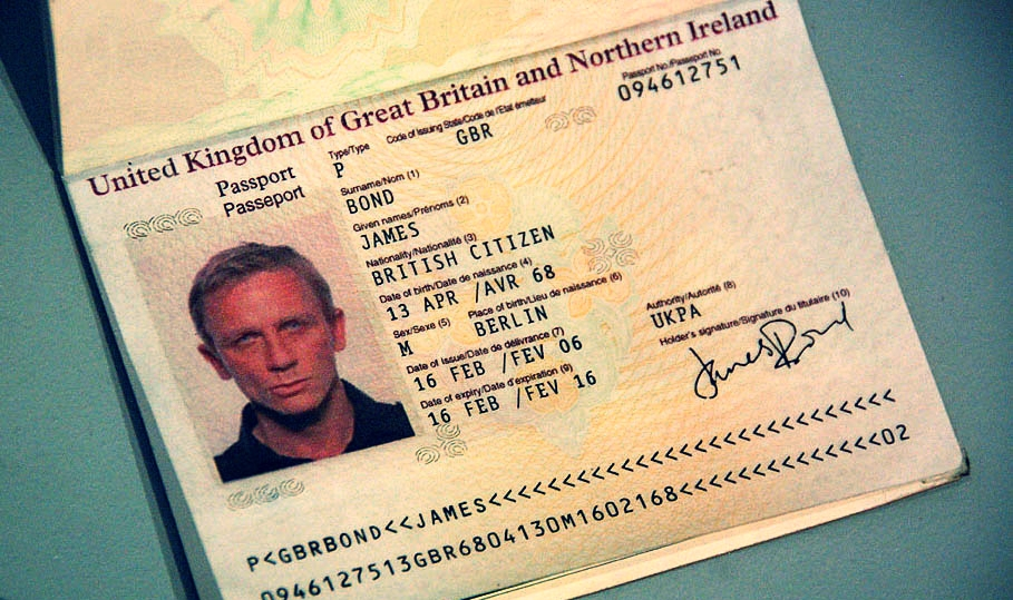 — Uk Top Secret Save Passports Feature The God Points Devices New Security