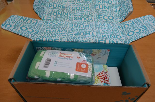 Honest Company Review Sample Box