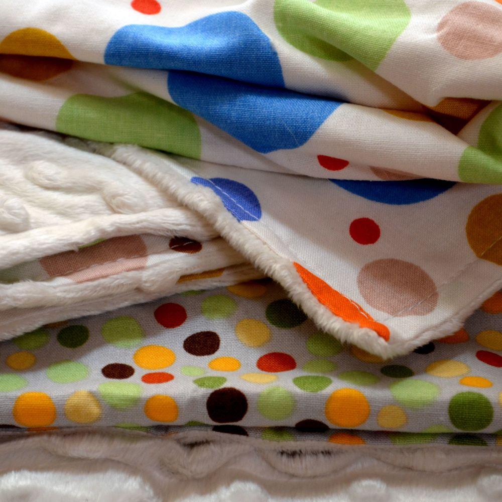 dot blankets