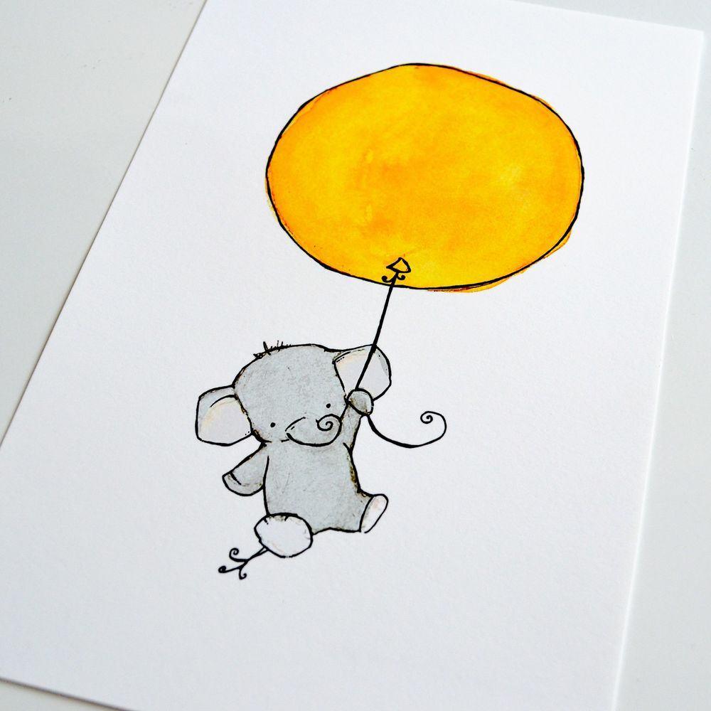 elephant balloon 2