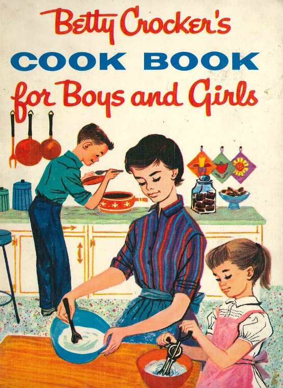 Cookbook, Betty Crocker, Retro. Recipe for Perfect Preemie