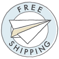 All Every Tiny Thing orders come with free ground shipping