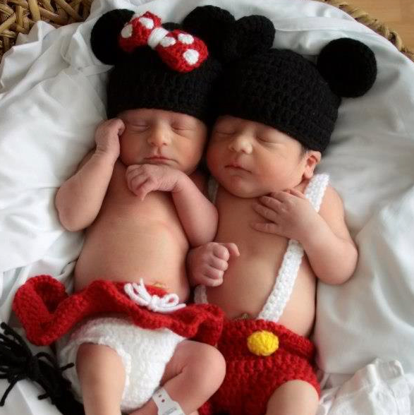 preemie minnie and mickey mouse  sc 1 st  Every Tiny Thing & 20 Great Halloween Ideas for the NICU u2014 Every Tiny Thing