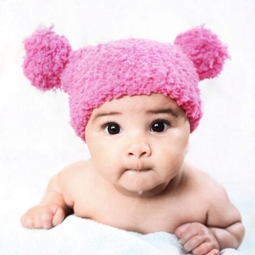BabaMoon preemie hats