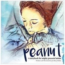 Peanut preemies childrens book