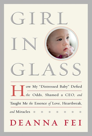 Girl in Glass book, perfect for preemie moms