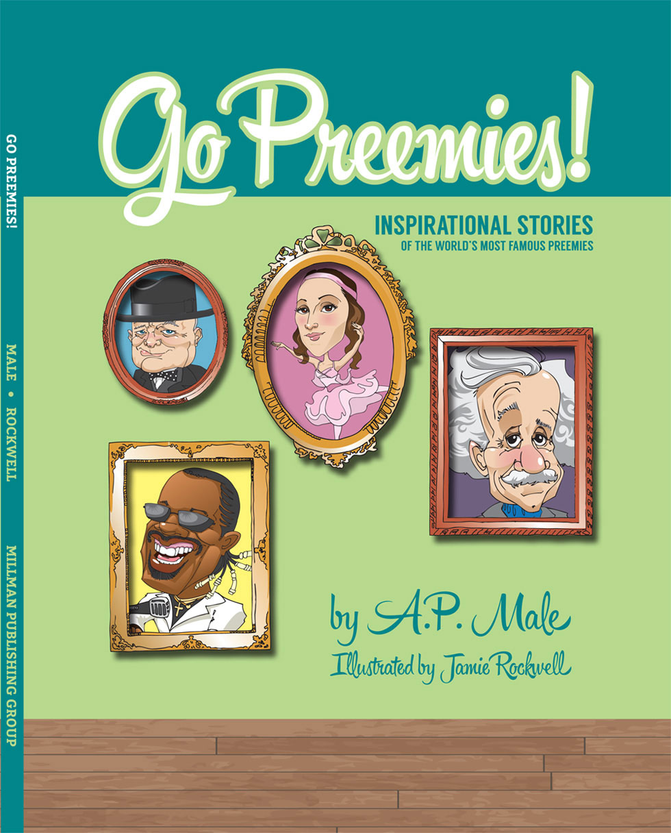 Go Preemies story about famous preemies