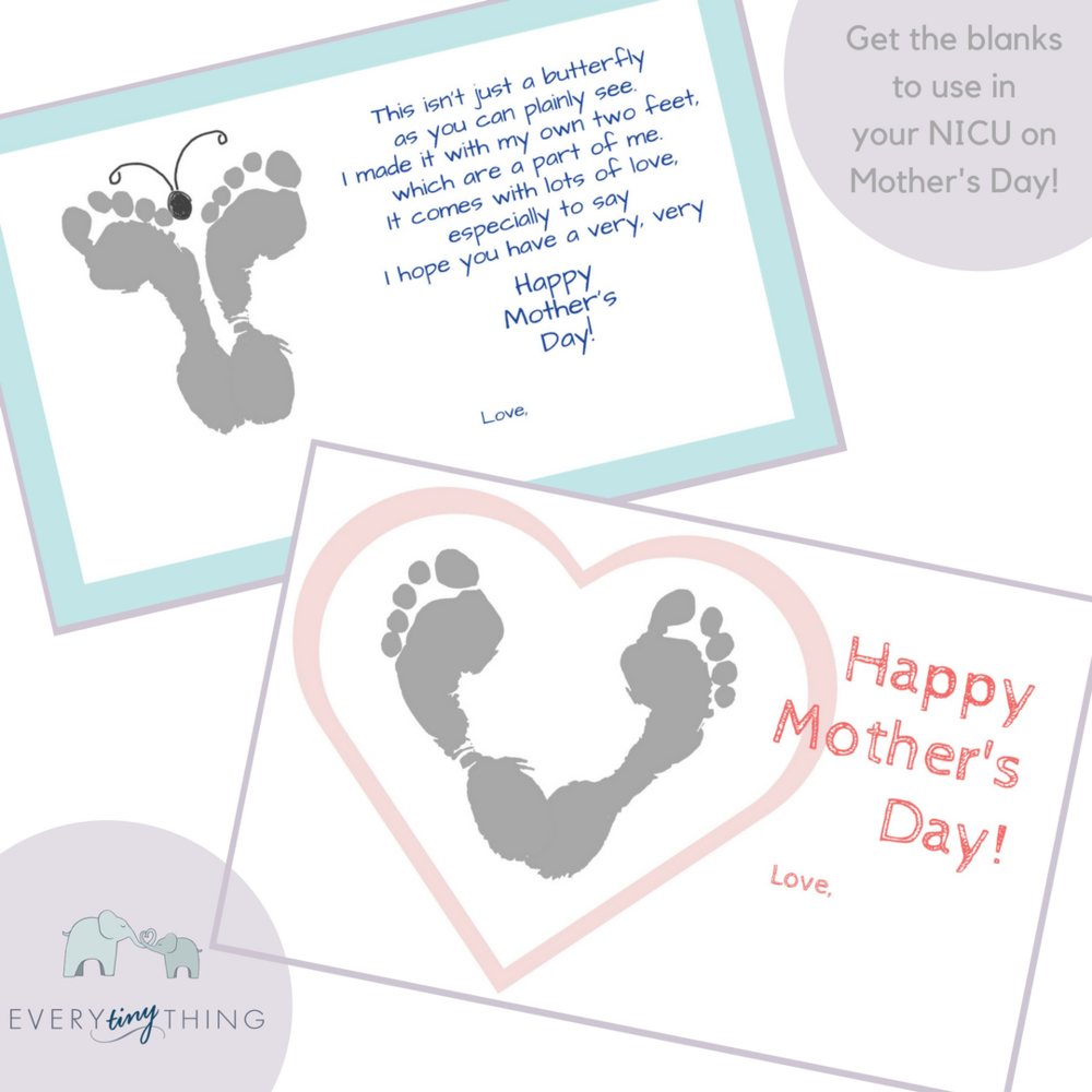 In this blog article, I cover some of the best gifts for NICU Moms on Mother's Day.