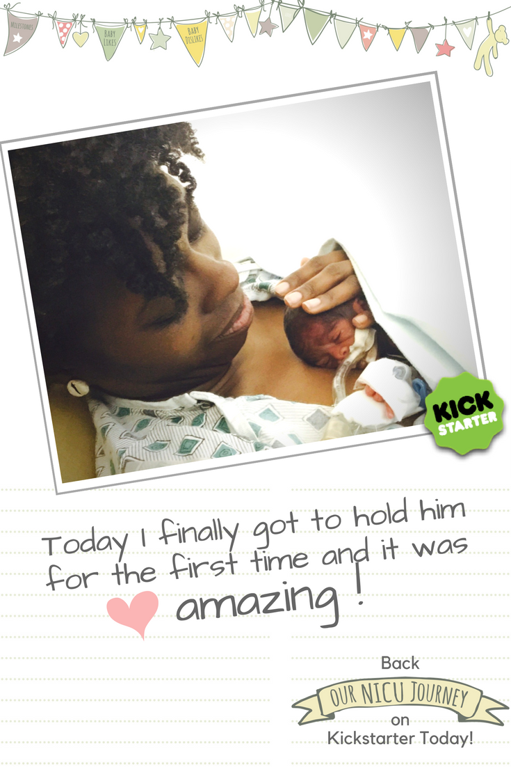 Our NICU Journey Kickstarter First Hold Journal.jpg