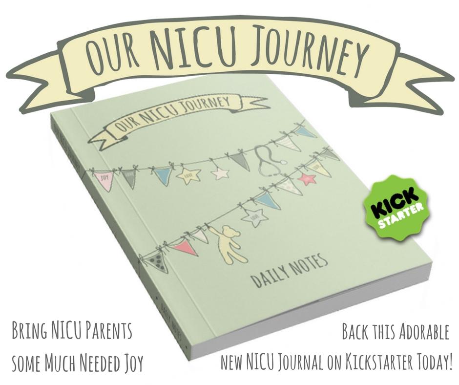 Our NICU Journey preemie journal kickstarter closeup.jpg