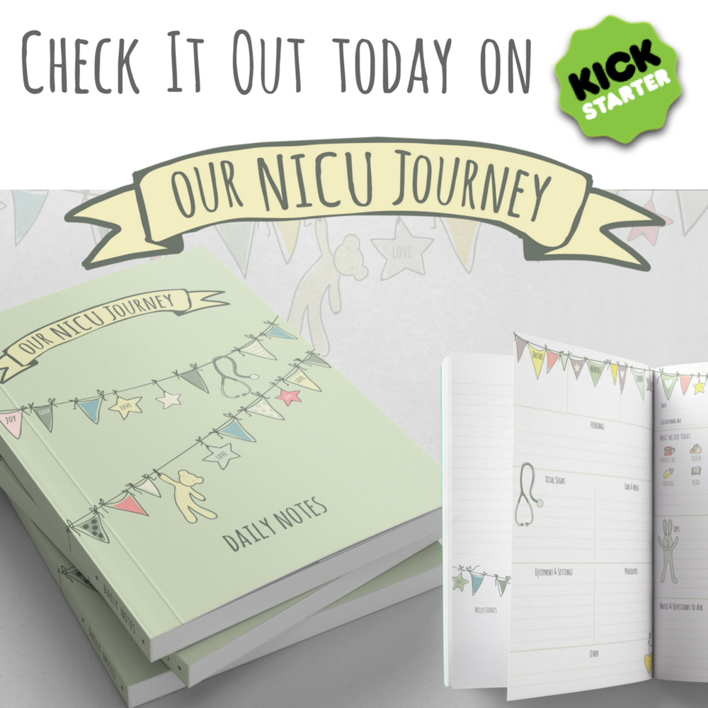 our nicu journey preemie journal kickstarter instagram back today.jpg