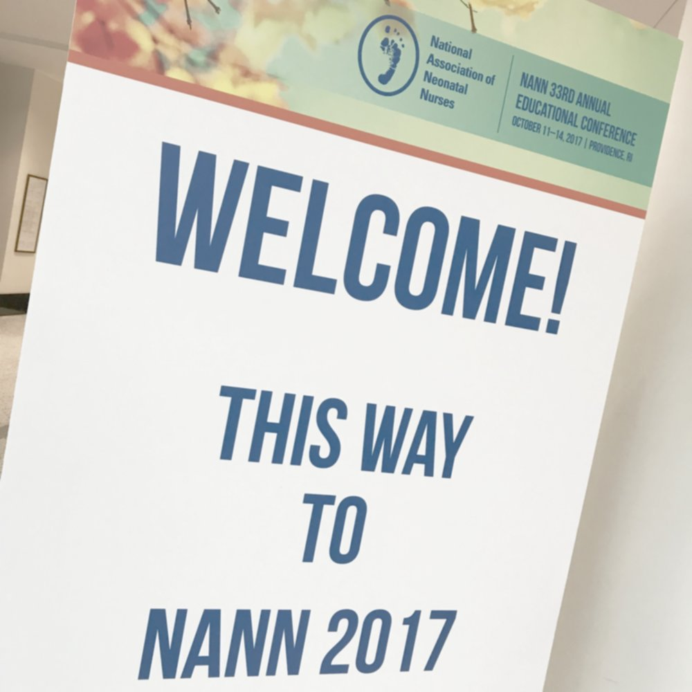 Every Tiny Thing NICU products at National Association of Neonatal Nurses 2017