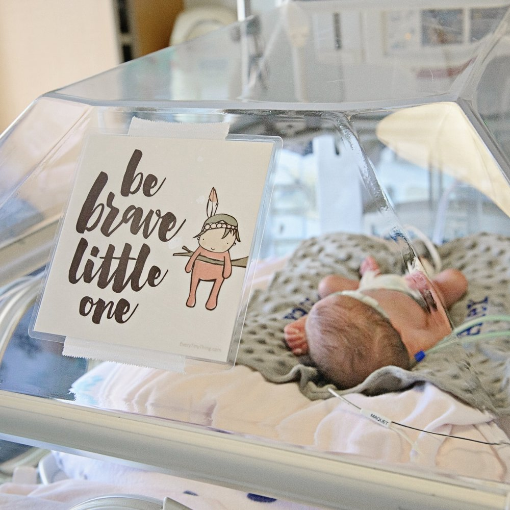 Shop NICU Crib Art