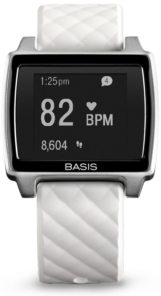 Good Stuff Partners is a branding agency that created positioning for Basis, a wearables startup.