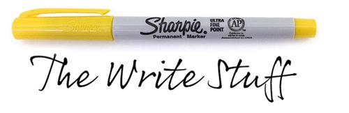 The Write Stuff, Good Stuff Partner's Blog and News
