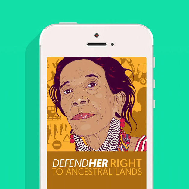 Women Human Rights Defenders.    SEE MORE