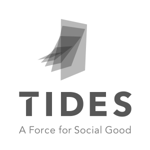 Tides Foundation branding and logo by Good Stuff Partners