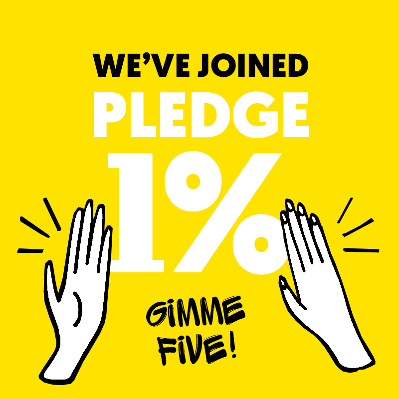 Pledge 1% Good Stuff Partners