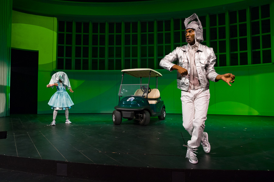 Lookingglass Alice - Baltimore Center Stage