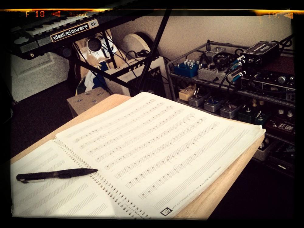 Casa La Doniccé Classical Score Composition