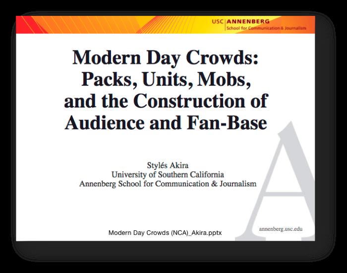 Click to View PDF of Slide Presentation