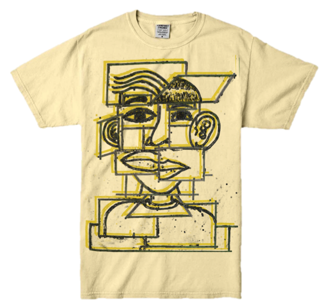 Casa La Donicce Styles Akira Designer ID Tee Front.png