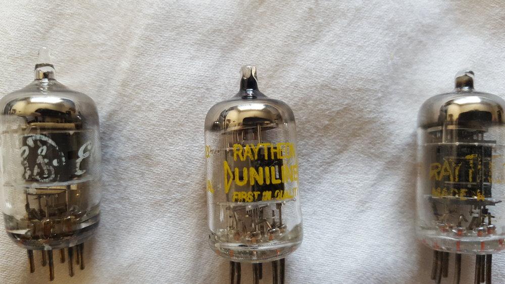 6AK5/EF95 NOS Vacuum Tubes - Vintage Analog Warmth