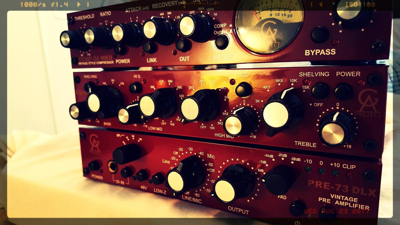 Casa La Donicc Studios Llc Bird Whistle Electronic Circuit Diagram Audio Pre Lifier Golden Age Project 73 Dlx Eq 81 Comp 54 Mkii