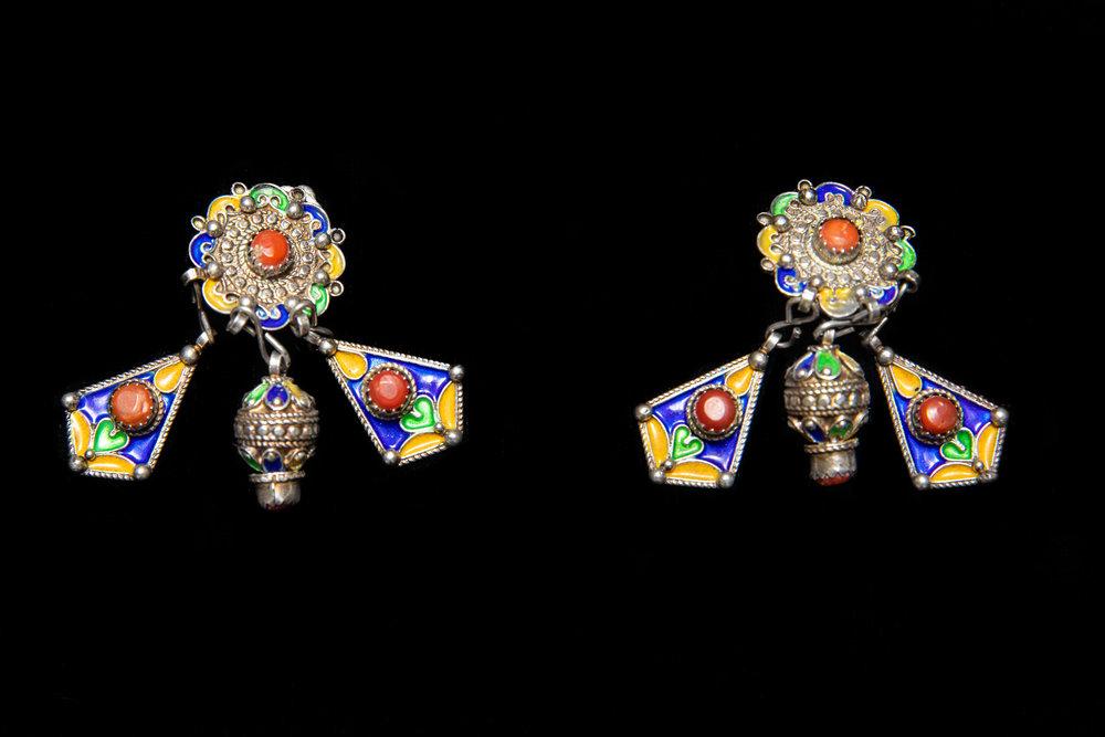 Kabile Earrings