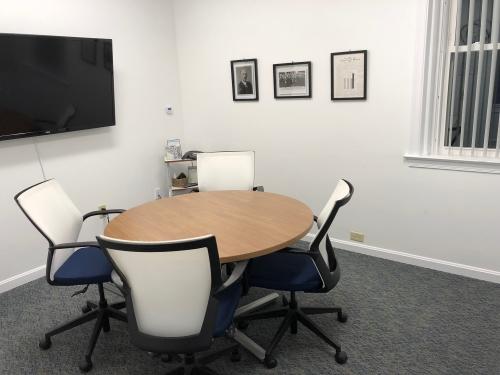 Clark Meeting Room - Seats 4