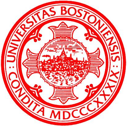 波士顿大学_Logo