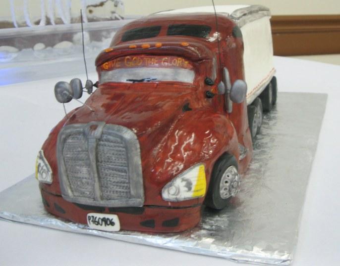 Groom Truck