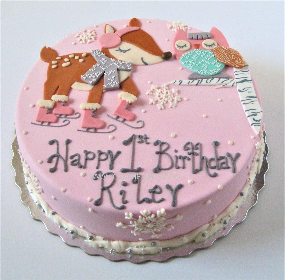 Birthdays Cake Heights
