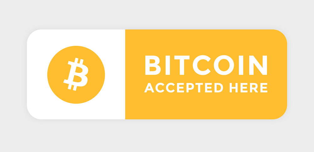 Only company in Lubbock to accept Bitcoin!