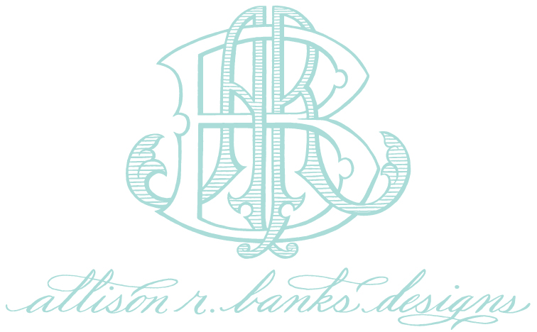 Allison R. Banks Designs