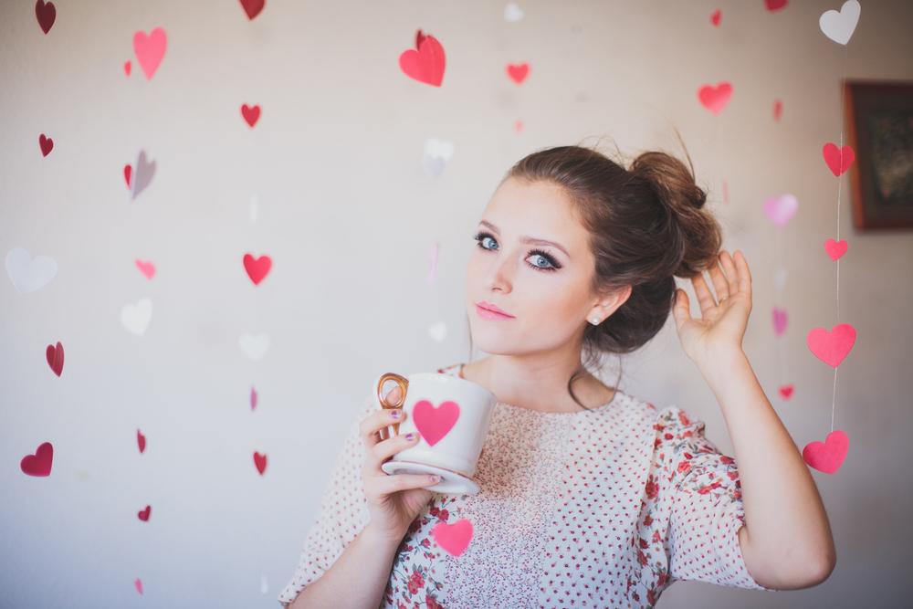 Valentine's Day, Valentine's Day Shoot