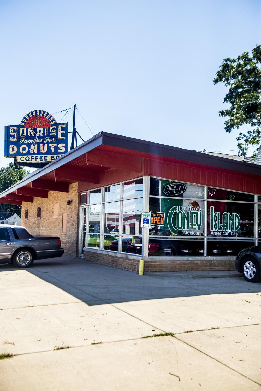 Emilio's Coney Island. Springfield, Ill. 2014