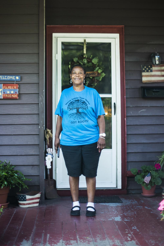 Carol Craggette. 60. Teacher's Aide. Uniontown, Penn. Democrat.