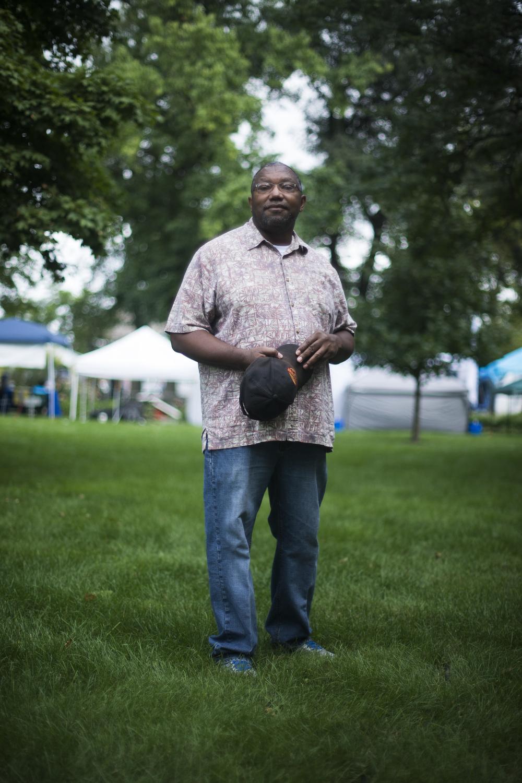 Derrick Terrell. 55. Unemployed. Columbus, Ohio. Independent.