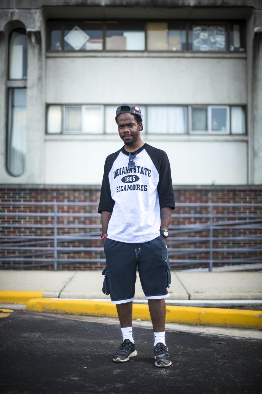 Weldon Clark. 19. Student. Terre Haute, Ind. Independent.