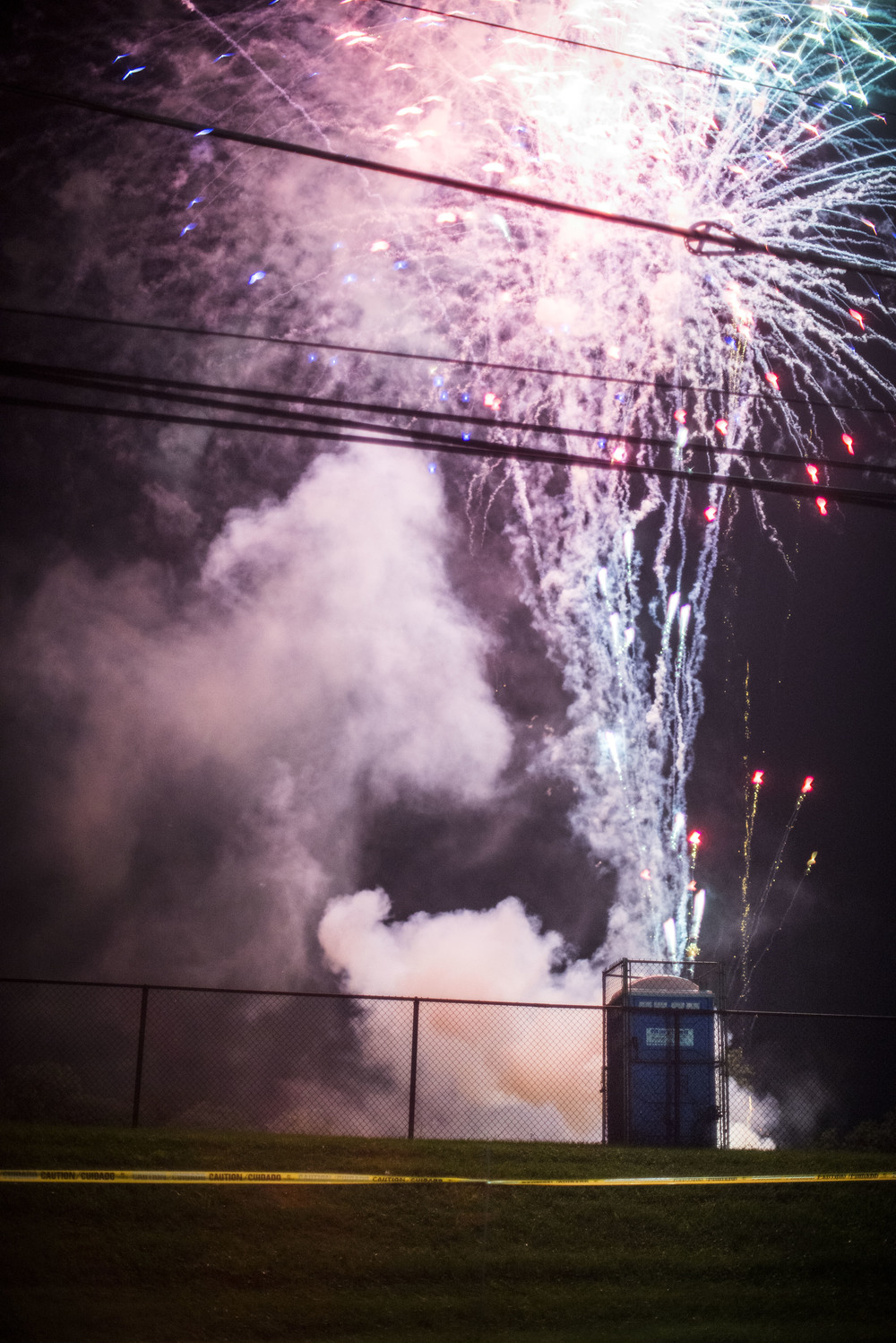 """Fourth of July"". Towson, Maryland. 2015"