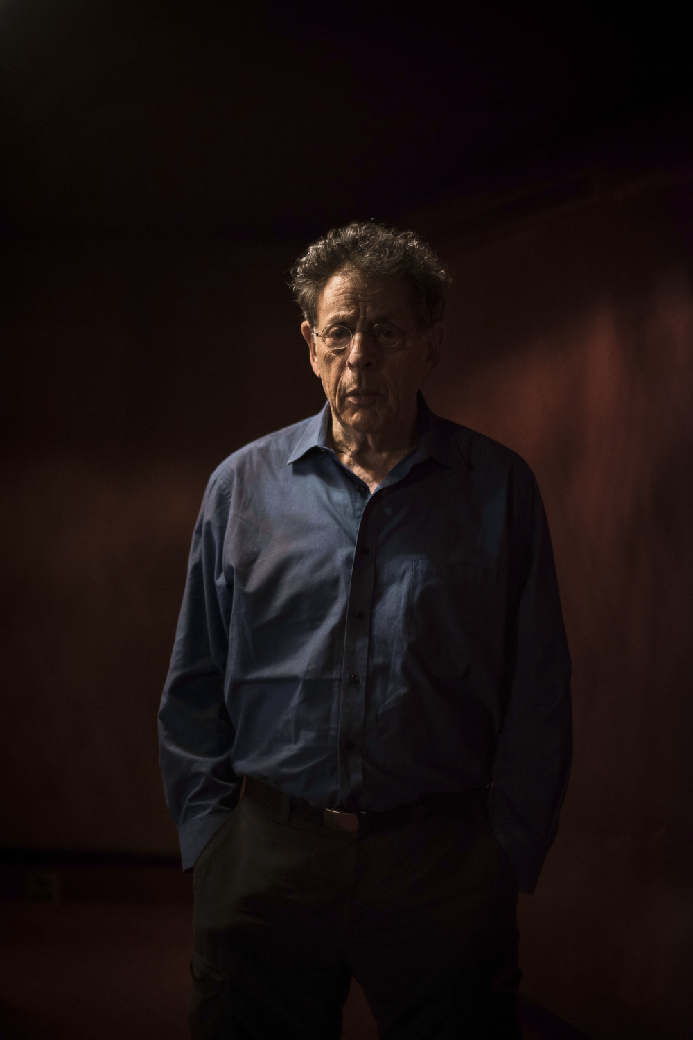 Philip Glass, Composer, Washington, D.C.