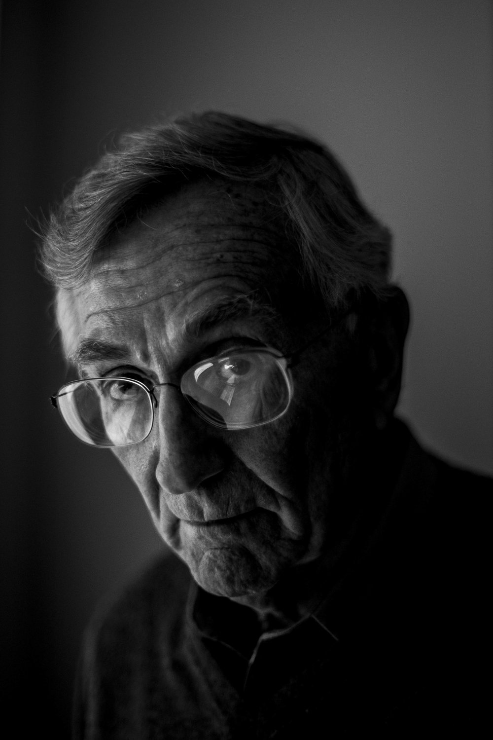 Seymour Hersh, Writer, Washington, D.C.