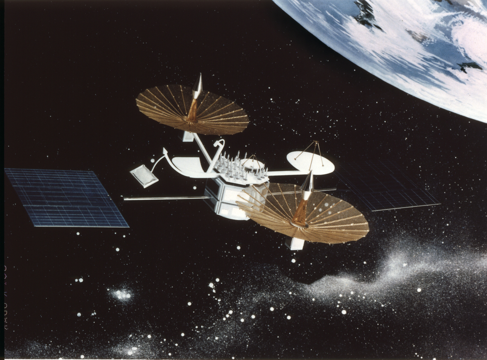 1st generation TDRS satellite