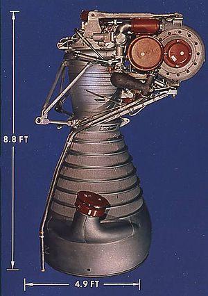 An H-1 engine