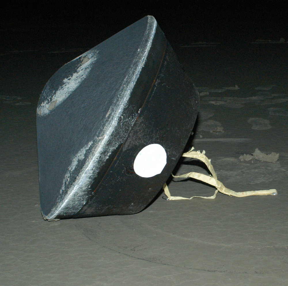Stardust's return capsule