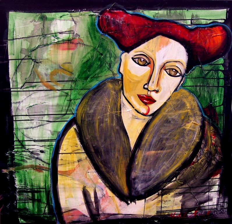 """Sueño Self Portrait"""